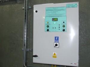 pompy TP100E sterowanie